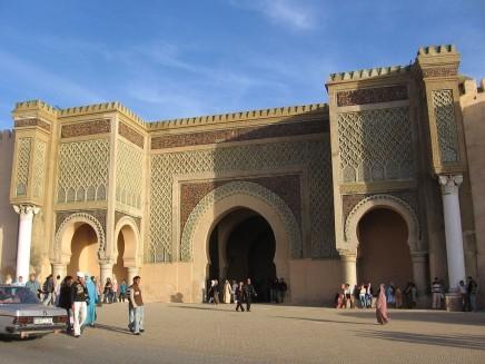 Historické mesto Meknes