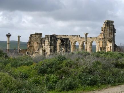 Archaeologické nálezisko Volubilis