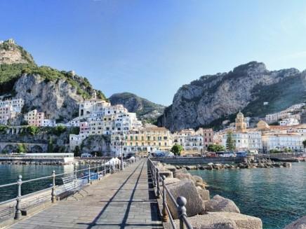Ako navštíviť Amalfi s obmedzeným rozpočtom