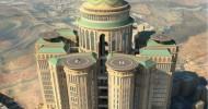 Najväčší hotel na svete bude v Saudskej Arábii a nikdy ho nenavštívite