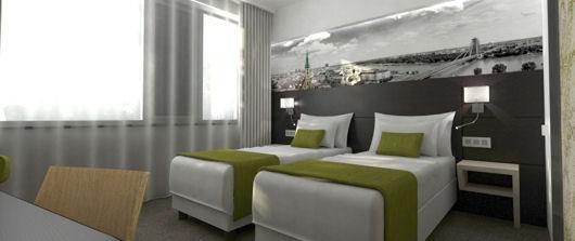 Lindner hotel gallery central recenzia hotela na for Mamas design boutique hotel bratislava