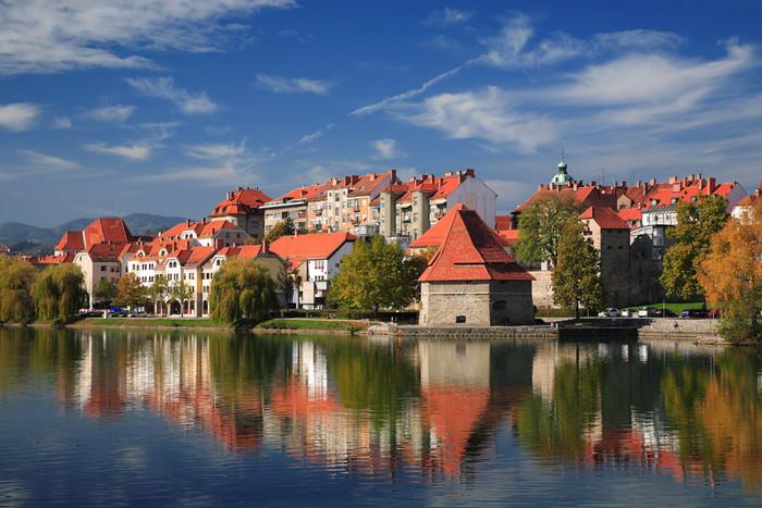 Maribor, Staré mesto