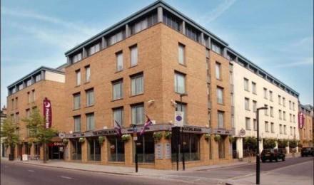 Premier Inn London Kings Cross St Pancras