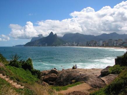 Zážitky z Rio de Janeiro
