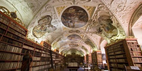 Strahovský kláštor a knižnica