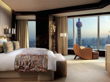 Najlepší hotel na svete? Ritz-Carlton v Šanghaji