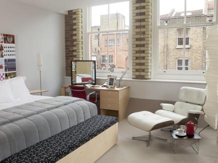 Najkrajšie hotelové izby v Londýne