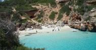 Najkrajšie opustené pláže Španielska